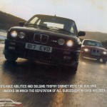 M Coupe vs E30 M3